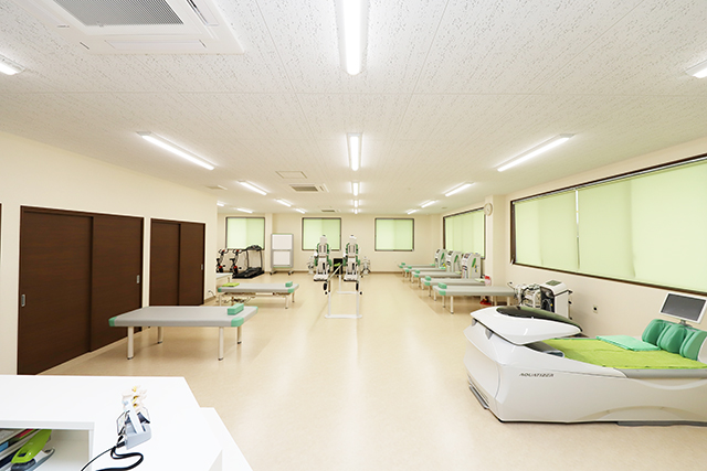 理学療法室1